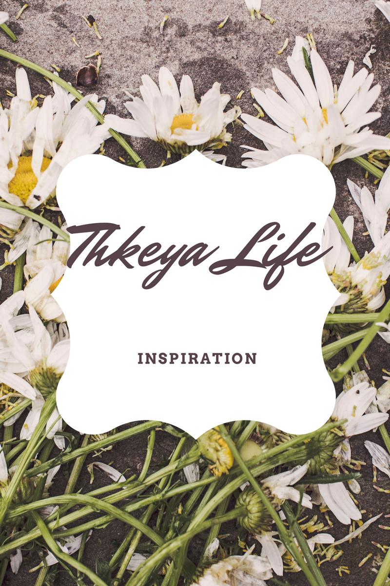 Thkeya Life Inspiration New Logo