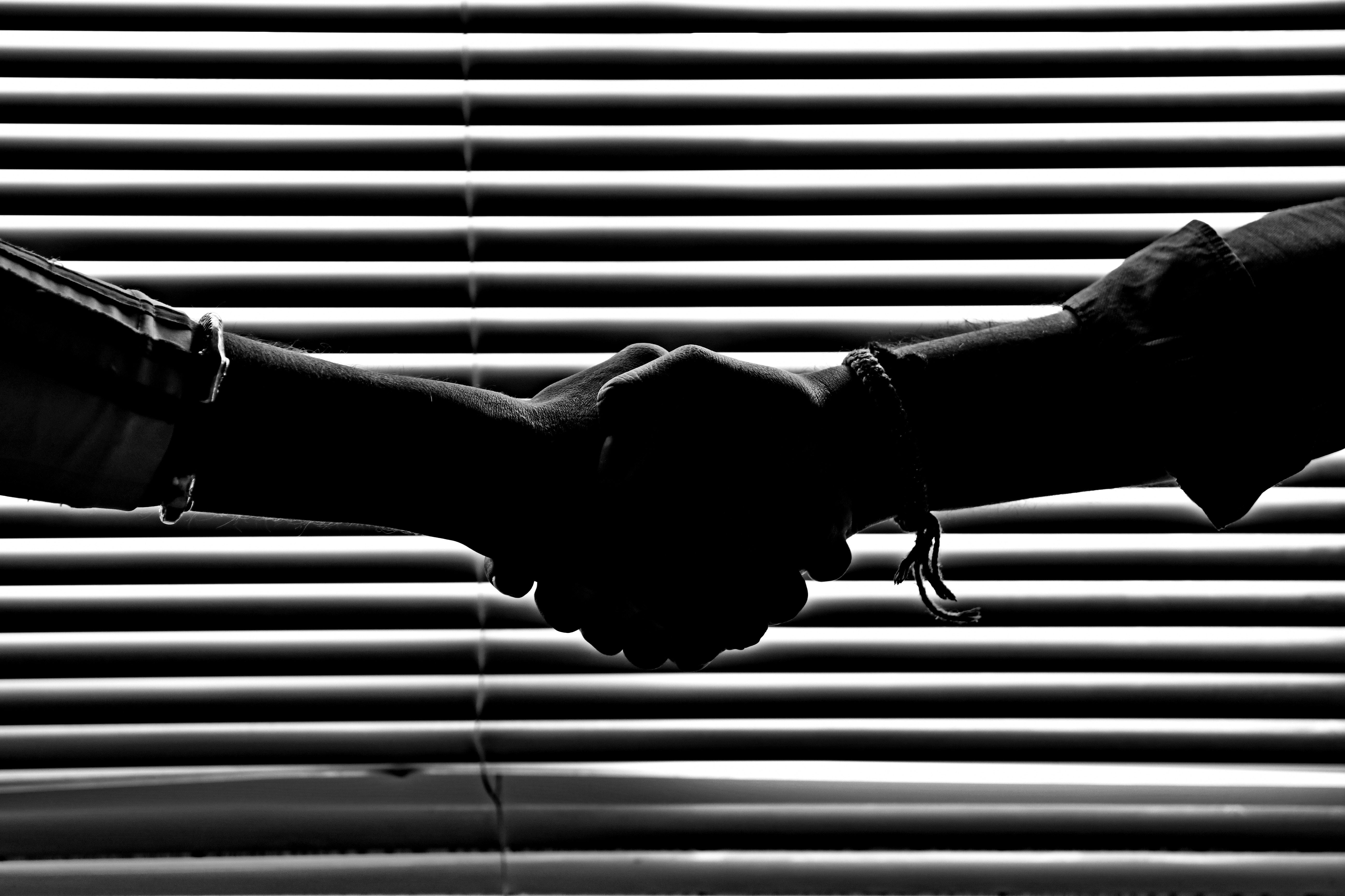 black-and-white-bracelet-cooperation-814544